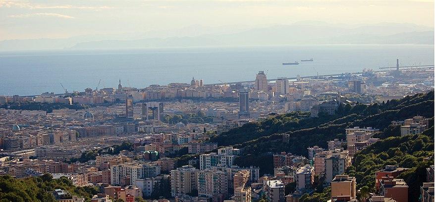 Servizio fognature Genova